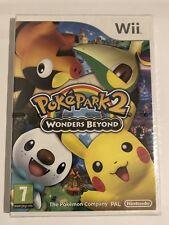 PokePark 2: Wonders Beyond (Nintendo Wii) NEW SEALED UK GAME *FREE UK POST*