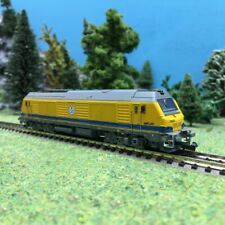 Locomotive BB 75008 TSO Ep VI-N 1/160-REE NW104