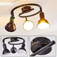 Plafonnier Retro Lampe de corridor Lampe à suspension 3 branches Lustre 184387