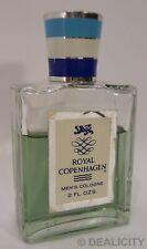 SWANK ROYAL COPENHAGEN Cologne For Men - Ultra Rare Bottle 70% Full 1960s H6