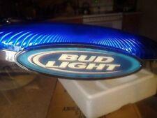 BUD LIGHT INDIGO BLUE LED LIGHTED CASH REGISTER LIGHT