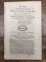 Bordeaux en 1794 condamné à mort Saint Emilion Libourne Lyon Robespierre Toulon
