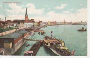 Düsseldorf Rheinwerft gl1908 219.838