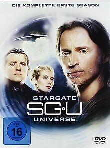 Stargate Universe - Season 1 [6 DVDs] von Andy Mikita, Wi... | DVD | Zustand gut