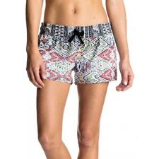 NWT Roxy Poetic Mexic Seabloom Printed Board Short Swimsuit Bottoms XS au10