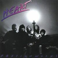 *NEW* CD Album Heart - Passionworks  (Mini LP Style Card Case)