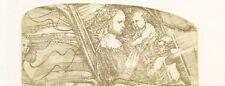 PF2001 - EX LIBRIS - Eau forte & Aquatinte – Pavel HLAVATY (Prague) Fine etching