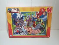DC Super Friends Children's 35 Piece Jigsaw Puzzle - Jumbo 3+
