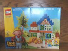 New Sealed box LEGO DUPLO Explore #3282 Bob the Builder Clock-Tower Bob  RARE