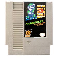 Luigi's Chronicles Hack of Super Mario Bros brothers NES Nintendo USA NTSC game