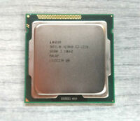 CPU E3-1220 E3-1230 E3-1270 XEON LGA 1155 Processors ONLY CPU