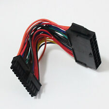 ATX PSU 20Pin Female to mini 24P Male power convert Cable For some HP computer