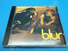CD Blur - Parklife (J-116) 16 Tracks Holland 1994 Girls & Boys + To the End