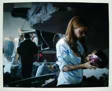 """IRON MAN photo signed by GWYNETH PALTROW """"Pepper Potts"""", with COA, 8x10"""
