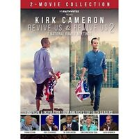 NEW! REVIVE US + REVIVE US 2 - Sealed DVD 2 Movie Collection - Kirk Cameron