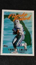 1995 Topps Florida Hotbed #FH8 Emmitt Smith Football Card