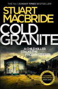 Cold granite by Stuart MacBride (Paperback) Incredible Value and Free Shipping!