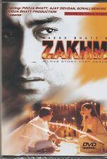 zakhm - ajay Devgan , Pooja Bhatt  [Dvd ] 1st Edition Released