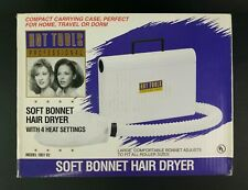 Hot Tools Professional Soft Bonnet Hair Dryer Model 1051 V2 4 Heat Settings