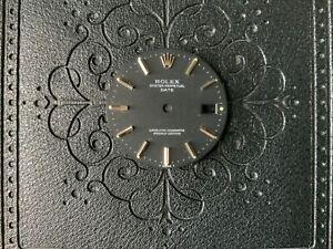 Rare Authentic Rolex Matte Dial For Rolex 34MM 1500 1501 For part