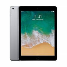 APPLE IPAD 2018 128GB GRIS ESPACIAL SPACE GRAY WIFI + 4G IOS MR722TY/A