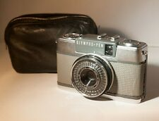Olympus Pen EES-2 Half Flame Film Camera w/ F-Zuiko 30mm F/2.8 untested