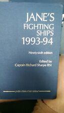 Jane's Fighting Ships 1993-1994
