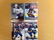 465 BUFFALO SABRES HOCKEY CARDS WITH ALEXANDER NYLANDER, SAM REINHART ROOKIES