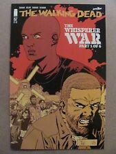 Walking Dead #157 Image Whisperer War Part 1 Robert Kirkman 9.6 Near Mint+
