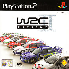 Sony PlayStation 2 PS2 Demo - WRC II Extreme (Pappschuber) *Promo*