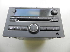Saab 9-3 II Original Radio CD MP3 AUX 12779269  Player Head Unit Stereo Tested