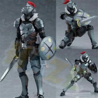 Figma #424 Goblin Slayer PVC Action Figure Model Statue Toy 15cm New