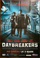 Plakat Daybreakers Peter Spierig Ethan Hawke Willem Dafoe 120x160cm