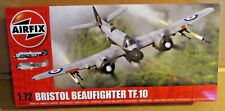 AIRFIX BRISTOL BEAUFIGHTER TF.10 1:72 SCALE RAF LONG RANGE HEAVY NIGHT FIGHTER