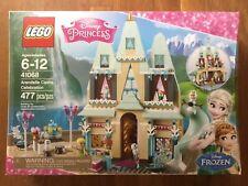 LEGO Disney Princess 41068 Arendelle Castle Celebration Retired NISB FREE SHIP