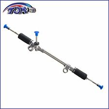 New Manual Steering Rack Amp Pinion Assembly Fits 74 78 Ford Mustang Ii Pinto