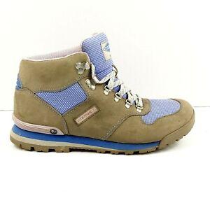 Merrell Womens Eagle Origins Hiking Boots Size 8.5 US Purple / Orchid J89616