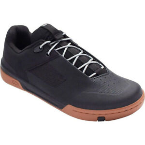 Crank Brothers Stamp Lace MTB Shoes Black/Silver/Gum 9.5