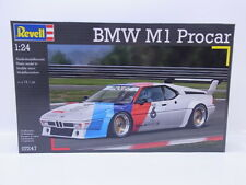 LOT 32731 | Revell 07247 BMW M1 Procar 1:24 Rennwagen Bausatz NEU in OVP