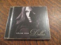 cd album CELINE DION d'elles