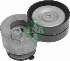 RENAULT Aux Belt Tensioner Drive V-Ribbed INA 117507271R 7700109450 8200069140