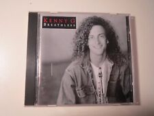 KENNY G 'BREATHLESS' ARITA RECORDS RELEASED 1992