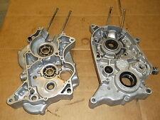 1969 Yamaha L5 L5T 100 Trail Master Engine Center Cases Crankcase 100cc Enduro
