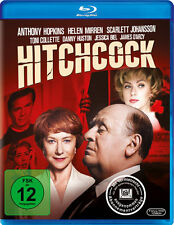 Hitchcock - Anthony Hopkins - Helen Mirren - Blu-Ray