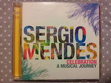MENDES SERGIO - CELEBRATION. A MUSICAL JOURNEY. 2 CD.