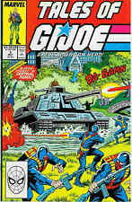 Tales of G.I. Joe # 5 (Don revues perlin) (états-unis, 1988)