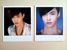 EXO-M EXO M MAMA POLAROID CARD SM OFFICIAL GOODS - Lay / Not photo card (2pcs)