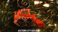Custom 1/64 Matchbox Skid Steer Christmas Ornament Kubota Deere Bobcat Skidster