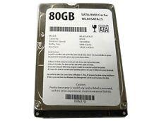 "New 80GB 5400RPM 8MB Cache 2.5"" SATA Notebook Hard Drive (PS3 OK) FREE SHIP"