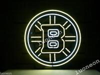 Rare New BOSTON BRUINS HOCKEY Beer Bar Real Handcraft Neon Light Sign FAST SHIP